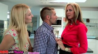 Moms Bang Teens - Milf Shows Young Couple Fun