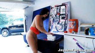 Jayden Jaymes Behind The Scenes