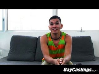 Gaycastings - Med Student Plays Doctor On Cam