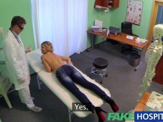 Fakehospital - Sexy Blonde Screams