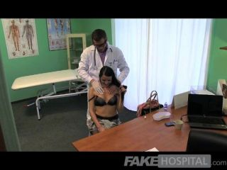 Fakehospital - Beautiful Patient Fucked By Dr