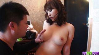 Big Titts Emiri Mizusawa Hairy Twat Drilled