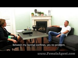 Femaleagent - Milf Indulges Studs Foot Fetish
