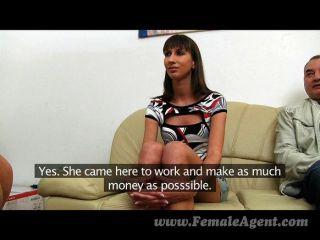 She Shows Up With A Translator