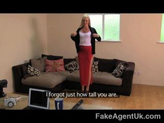 Fakeagentuk - 2nd Casting For Hot Dirty Blond