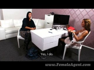 Femaleagent - Handcuffed Spanked And Fucked