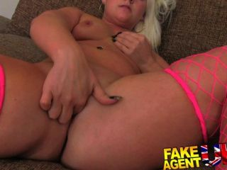 Fakeagentuk - Massive Facial For Petite Bird