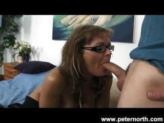Squirting Milf Takes A Hard Fucking