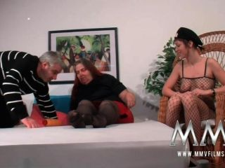 Mmv Films German Slut Helping Out Fat Mature
