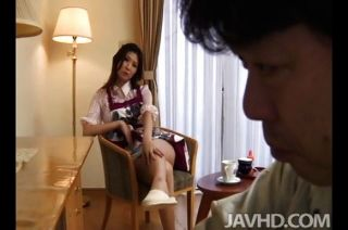 Lonely Housewife Nanako Yoshioka  Seduces The