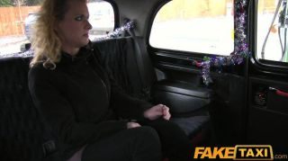 Faketaxi Curly Blonde Takes It From Behind