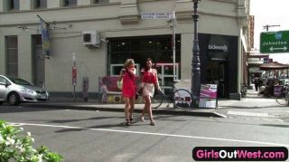 Girls Out West - Hot Australian Lesbian Girls