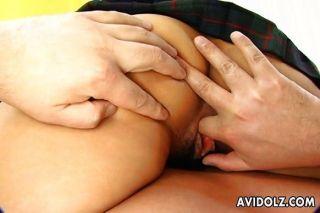Lovely Momo Djuna Gives Hot Blowjob