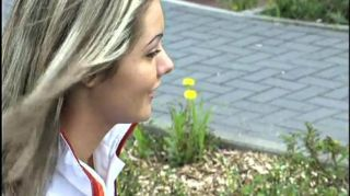 Blonde Is Fucked A Lot By Stranger