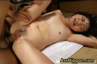 Cute Asian Babe Banged