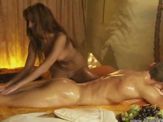 Exotic Blonde Milf Massage