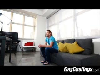 Gaycastings Hairy Bottom Cub Wants To Show Of