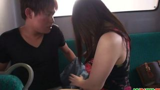 Public Japan Blow Job And Creampie With China