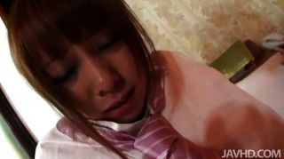 Big Titty Teen Asuka In A Schoolgirl Uniform