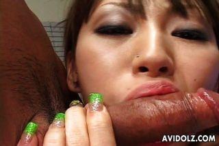 Delicious Japanese Babe Yuu Kawano Enjoys A