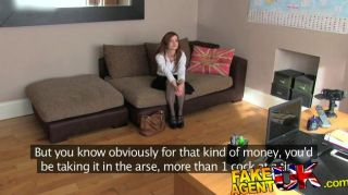 Fakeagentuk - Fingered Rimmed And Fucked