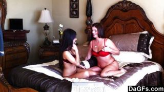Teen With Mom On Webcam