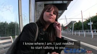 Czech - Beauty Gives Amazing Blowjob