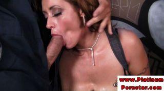 Eva Notty Tit And Pussy Fucked