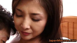 Chisa Kirishima Mature Asian Lady Shows