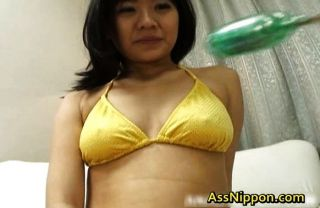 Cute Asian Model Shows Off Her Hot Pussy
