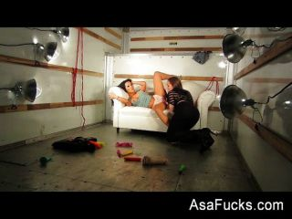Bts Of Asa Akira And Dani Daniels
