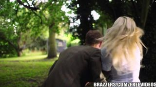 Brazzers - Sienna Day Gets Fucked In The Wood