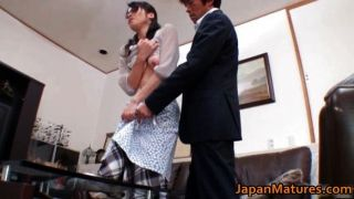 Horny Japanese Mature