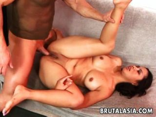 Asian Babe Nakia Ty Gets Her Pussy And Ass