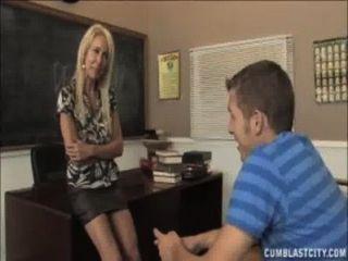 Cumblast For The Mature Teacher