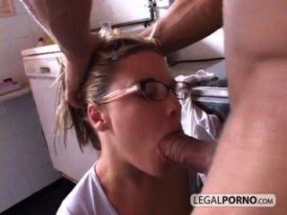 A Couple Enjoying Hard Anal Sex Nl-5-01