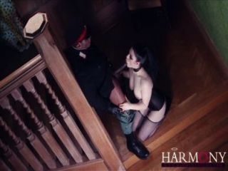 Harmony Vision Lucia Love Gets Fucked Rough By Two Big Cocks