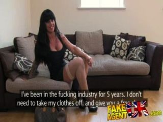 Fakeagentuk Tight Pussy Pornstar Causes Agent Issues In Fake Casting