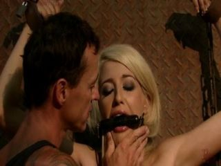 Slave Girl Collected, Trained, Tormented For Auction
