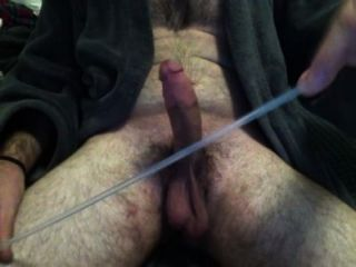 Deep Urethral Sounding-and Cum