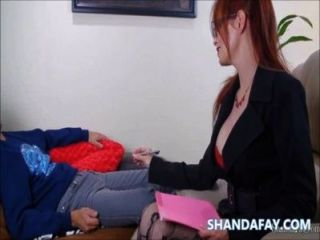Pegging Sex Therapy By Shanda Fay!