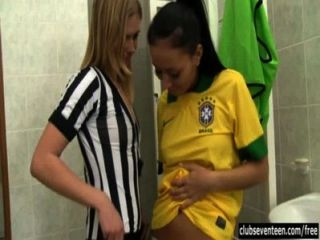 Brazilian Teen Player Fuck Referee