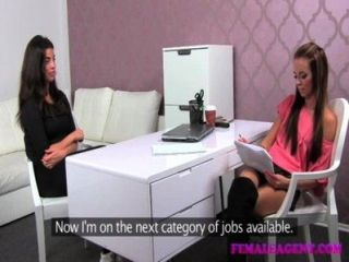Femaleagent Beautiful And Real Lesbian Orgasms
