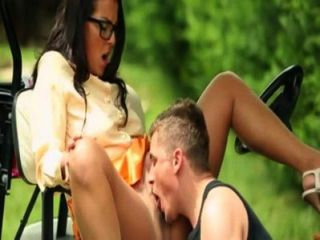 Valentina Ross Outdoor Fuck