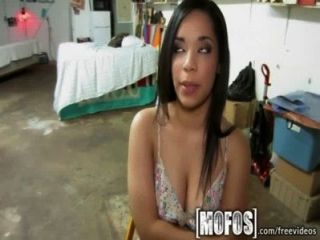 Mofos - Sexy Latina Brianna Bella Makes A Sextape