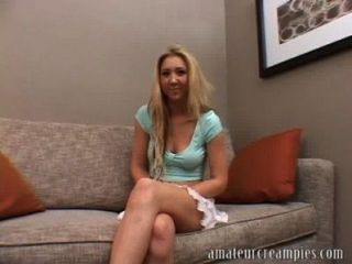 Angela Stone - Young, Dumb, And Full Of Cum