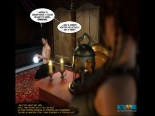 3d Comic: Legacy. Episode 18