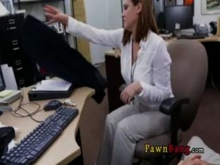 Foxy Business Lady Gets Fucked 0021