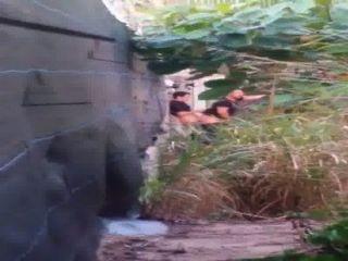 Fodendo No Muro