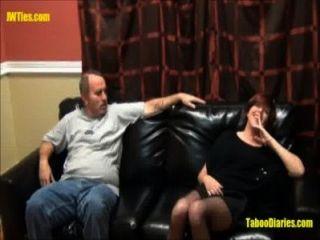 Tipsy Daughter Nailed In Nylons Pv